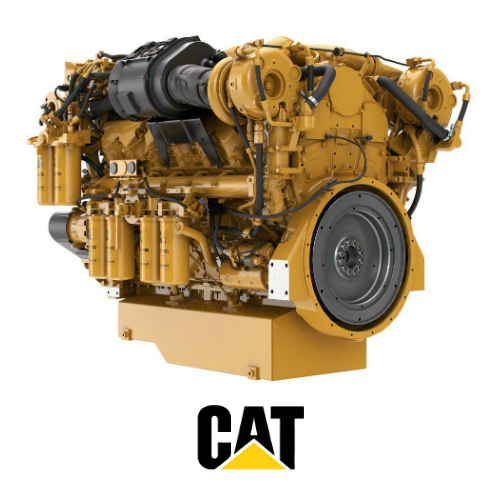 Construction Machinery Engines: Cat