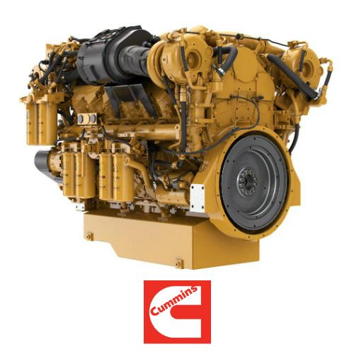 Construction Machinery Engines: Cummins