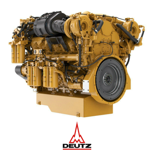 Construction Machinery Engines: Deutz