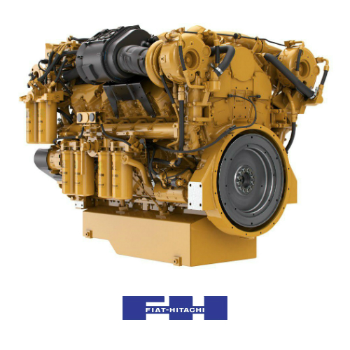 Construction Machinery Engines: Fiat Hitachi