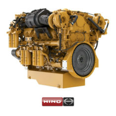 Construction Machinery Engines: Hino
