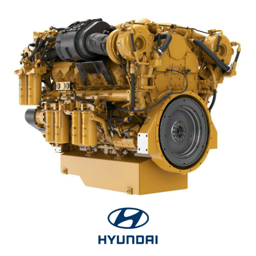 Construction Machinery Engines: Hyundai