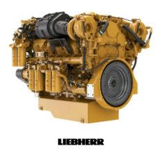 Construction Machinery Engines: Liebherr