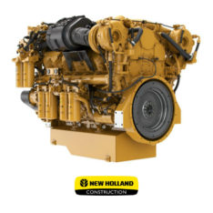Construction Machinery Engines: New Holland