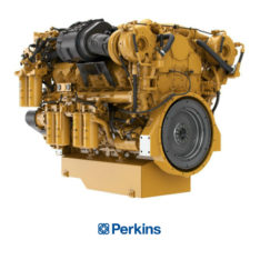 Construction Machinery Engines: Perkins