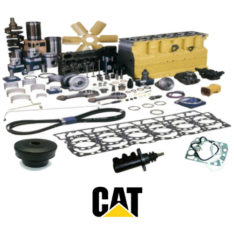 Spare Parts for Construction Machinery Engines: Cat