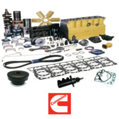 Spare Parts for Construction Machinery Engines: Cummins