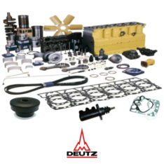 Spare Parts for Construction Machinery Engines: Deutz