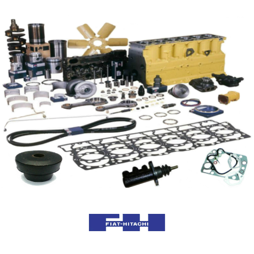 Spare Parts for Construction Machinery Engines: Fiat Hitachi