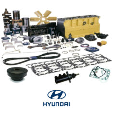Spare Parts for Construction Machinery Engines: Hyundai