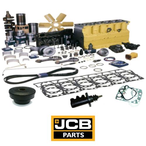 Spare Parts for Construction Machinery Engines: JCB