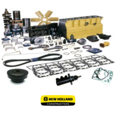 Spare Parts for Construction Machinery Engines: New Holland