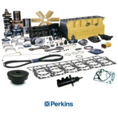 Spare Parts for Construction Machinery Engines: Perkins