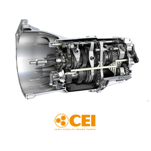 Spare Parts for Construction Machinery Gearbox: CEI