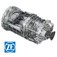 Construction Machinery Gearboxes: ZF