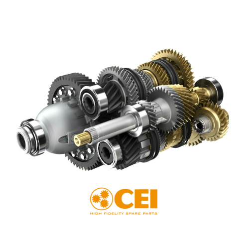 Spare Parts for Truck Gearbox: CEI