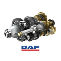 Gearbox spare parts daf
