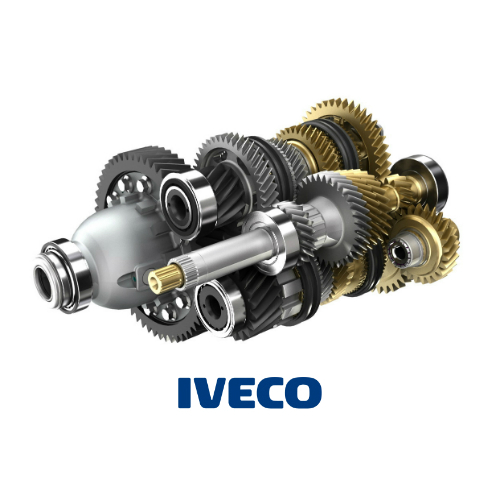 Spare Parts for Truck Gearbox: Iveco