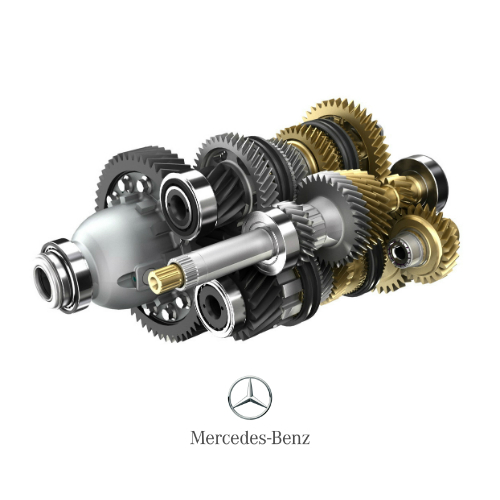 Spare Parts for Truck Gearbox: Mercedes Benz