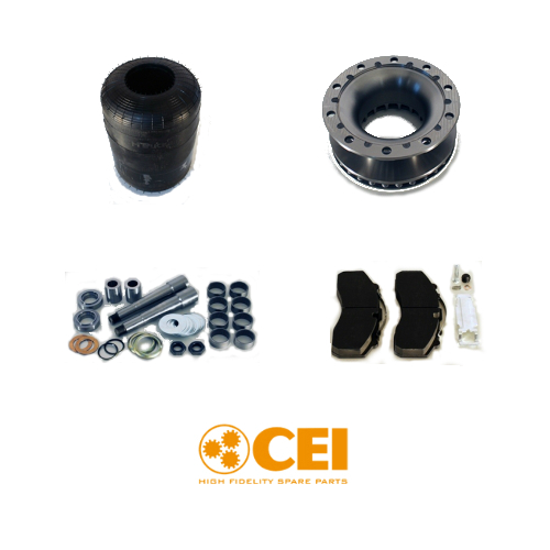 Other Truck Spare Parts CEI