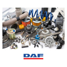 Other Truck Spare Parts: Daf