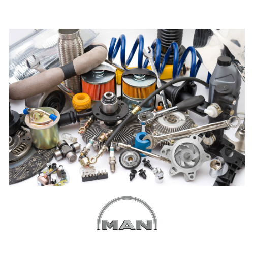 Other Truck Spare Parts: Man