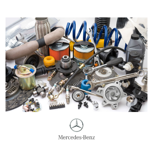 Other Truck Spare Parts: Mercedes Benz