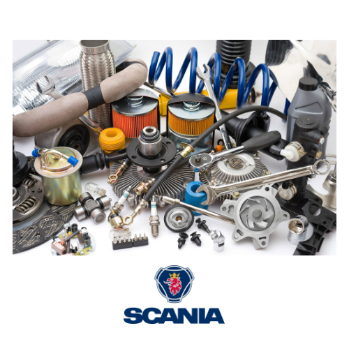 Other Truck Spare Parts: Scania