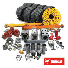 Other Spare Parts for Construction Machinery: Bobcat