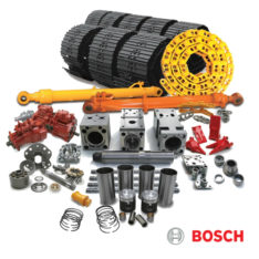 Other Spare Parts for Construction Machinery: Bosch