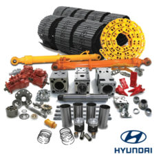 Other Spare Parts for Construction Machinery: Hyundai