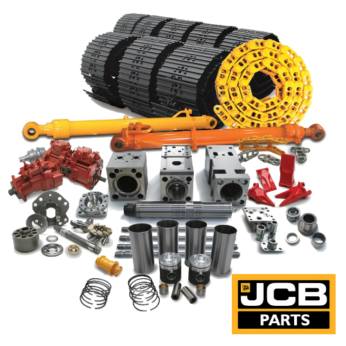 Other Spare Parts for Construction Machinery: JCB
