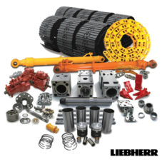 Other Spare Parts for Construction Machinery: Liebherr