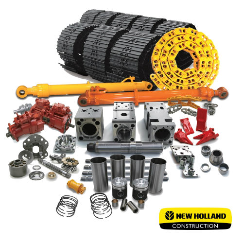 Other Spare Parts for Construction Machinery: New Holland