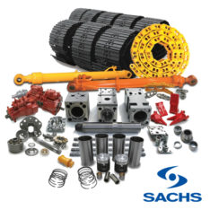 Other Spare Parts for Construction Machinery: Sachs