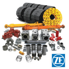Other Spare Parts for Construction Machinery: ZF