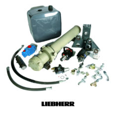 Spare Parts for Construction Machinery Hydraulics: Liebherr
