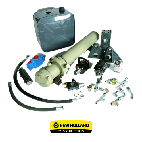 Spare Parts for Construction Machinery Hydraulics: New Holland