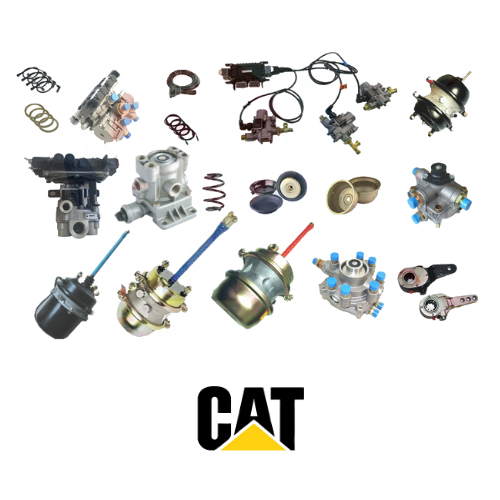 Spare Parts for Construction Machinery Running Gears: Cat
