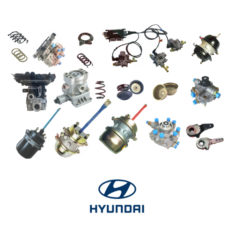 Spare Parts for Construction Machinery Running Gears: Hyundai
