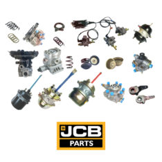 Spare Parts for Construction Machinery Running Gears: JCB