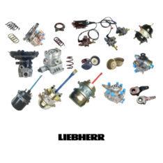 Spare Parts for Construction Machinery Running Gears: Liebherr