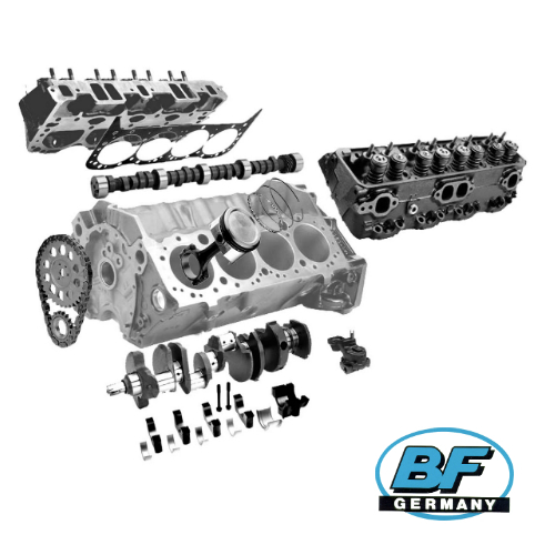 Spare Parts for Truck Engines: BF