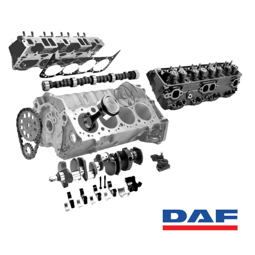Spare Parts for Truck Engines: Daf