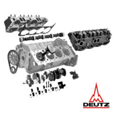 Spare Parts for Truck Engines: Deutz