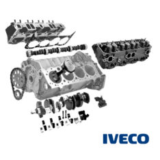Spare Parts for Truck Engines: Iveco