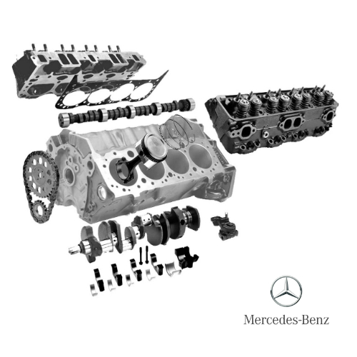 Spare Parts for Truck Engines: Mercedes Benz