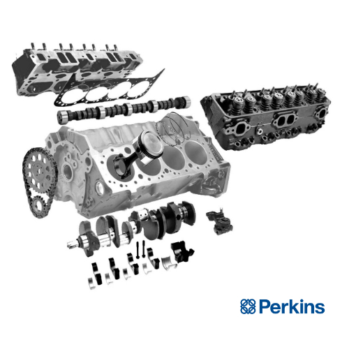 Spare Parts for Truck Engines: Perkins