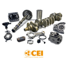 Spare Parts for Truck Running Gears CEI