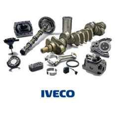 Spare Parts for Truck Running Gears: Iveco